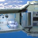 Hotel ruso en el espacio