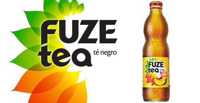 Fuze tea nueva marca de t 0800flor - Marcas de te ...