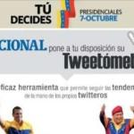 Conoce cómo se mueve tu candidato en Twitter con El Tweetómetro de El Nacional