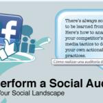 Infografía: ¿Cómo realizar una auditoría de Social Media ?