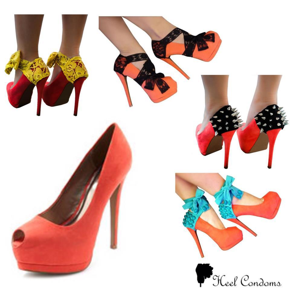 Ideas Decoracion Zapateria ~ Transforma tus zapatos de tac?n ordinarios  en extraordinarios