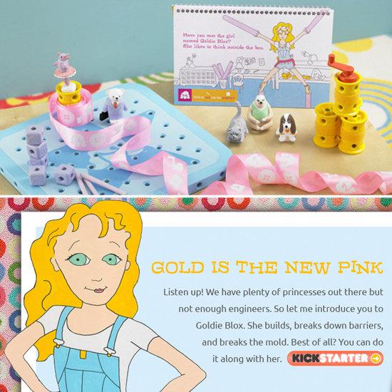 GoldieBlox: juguetes para futuras ingenieras | 0800Flor