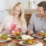 Comer temprano tiene sus beneficios!