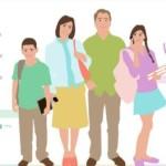 La familia interconectada y el buen uso de los dispositivos [#Infografía]