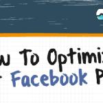 ¿Cómo optimizar tu contenido en Facebook? [#Infografía]