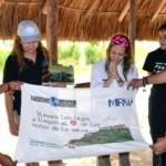 Niños de la Selva; kilómetros que ayudan