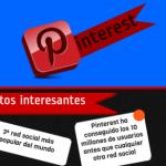 ¿Conoces el verdadero potencial de Pinterest para tu empresa? #Infografía