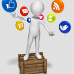 ¿Estás buscando trabajo? ¡Utiliza las redes sociales! #Infografía