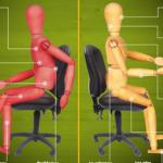 Los peligros de una mala postura #Infografía