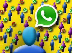 Cómo bloquear a una persona en Whatsapp