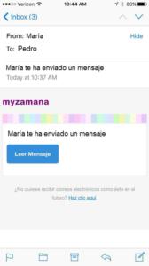 Cómo eliminar el virus myzamana