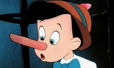Reconoce una mentira con estos 5 pasos