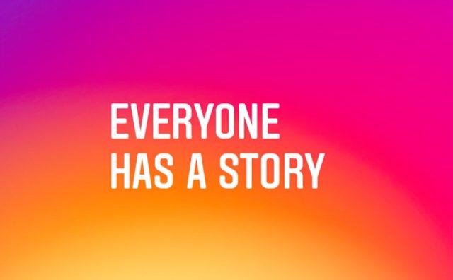 Instagram Stories llegó para darle la pelea a Snapchat