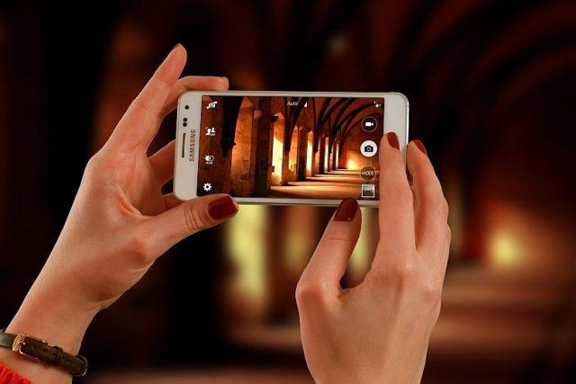 Cómo tomar buenas fotografías con tu teléfono móvil