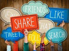 compartir contenido en Linkedin