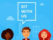 Sit with us
