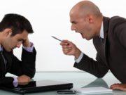 ¿Qué es un jefe tóxico y cómo sobrevivir a él?