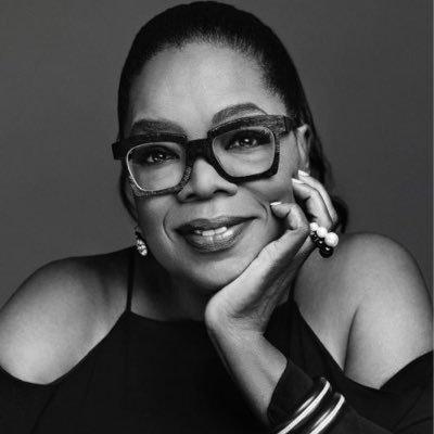 Cortesía del Twitter oficial de Oprah Winfrey: https://twitter.com/Oprah