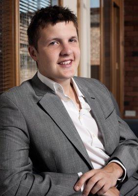 Adam Hildreth, un exitoso y precoz empresario