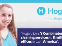 Hogaru exclusivo servicio de limpieza a la distancia de un click