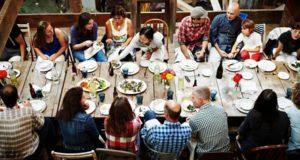 Esta genial idea te dejará con ganas de comer y hacer amigos