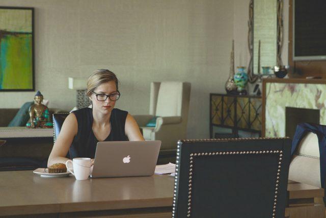 La eficacia es posible trabajando desde casa