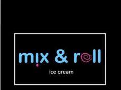 Mix and Roll Ice Cream, helados deliciosos y… novedosos