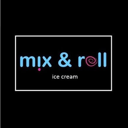 Mix and Roll Ice Cream, helados deliciosos y… novedosos