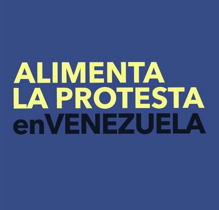 Hay muchas maneras de formar parte de la lucha en Venezuela 1