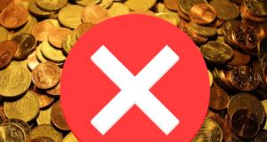 ¡Urgente! Los 5 errores con el dinero que debes corregir rapidamente