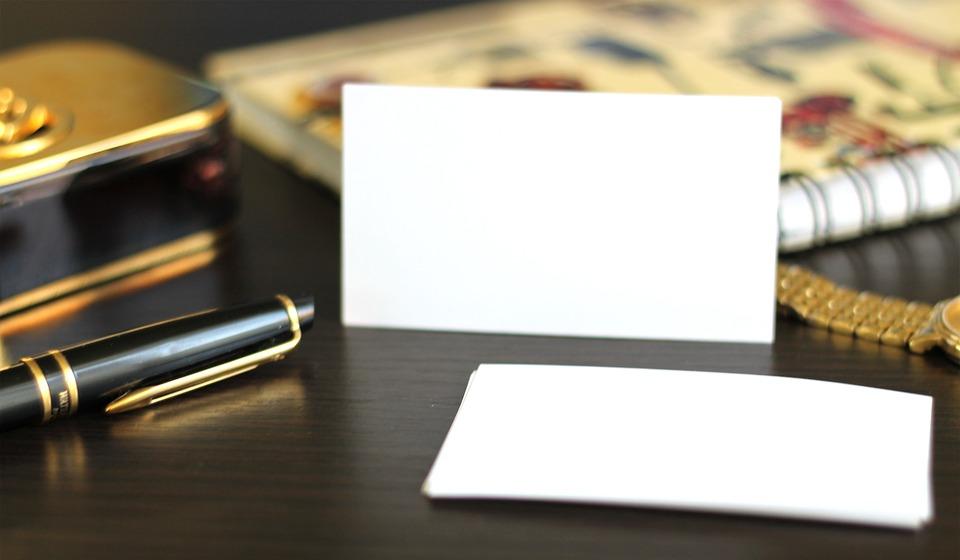 Cómo hacer un marketing eficiente en tu tarjeta de presentación