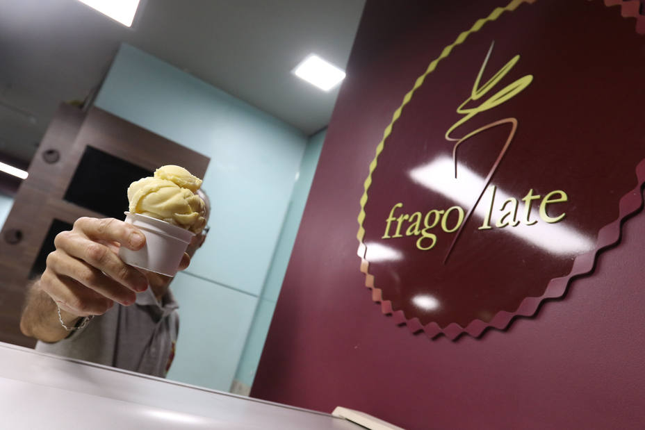Fragolate, frutas exóticas convertidas en helado artesanal