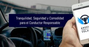 Ángeles al volante lo importante de ser cuidadosos al manejar