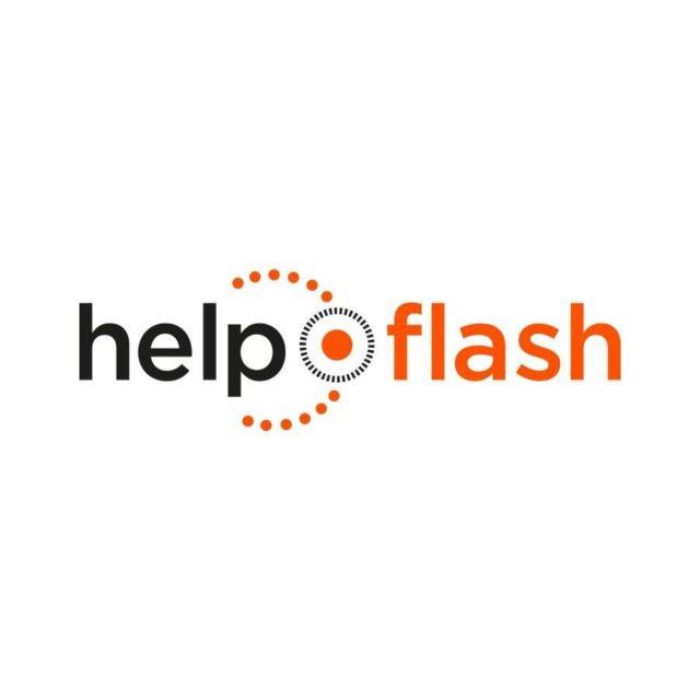 HelpFlash no más accidentes por estar accidentado
