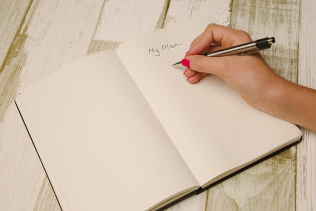 ¡Descubre cómo tener un bullet journal y organiza tu día a día!1