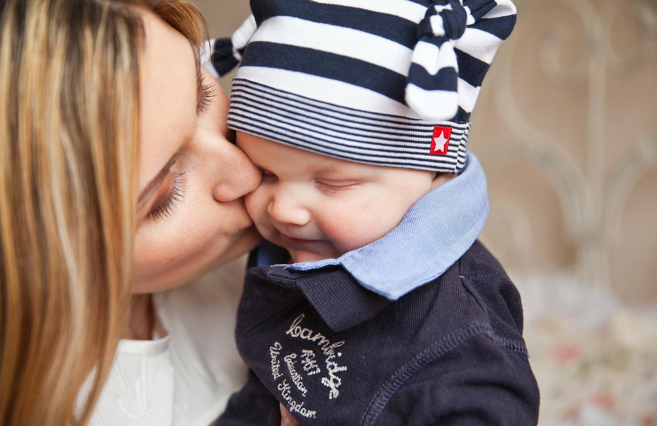 ¡Atención mamá! Los tips para criar un bebe inteligente