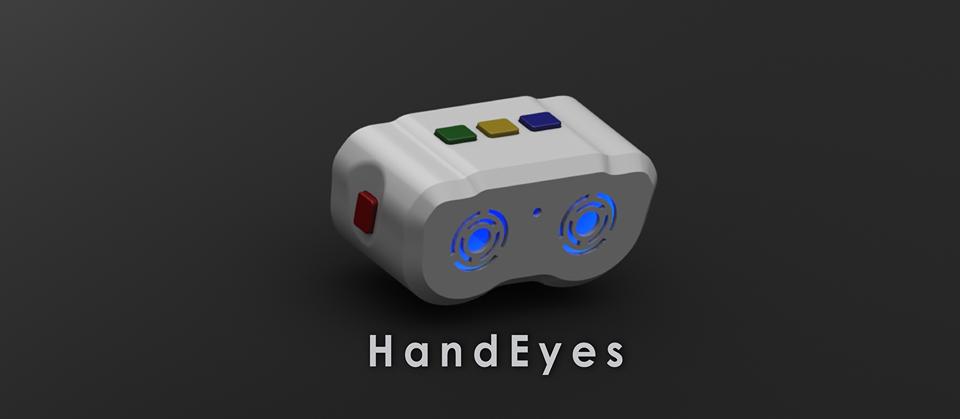 HandEyes, un radar para la independencia ¡Es increíble!