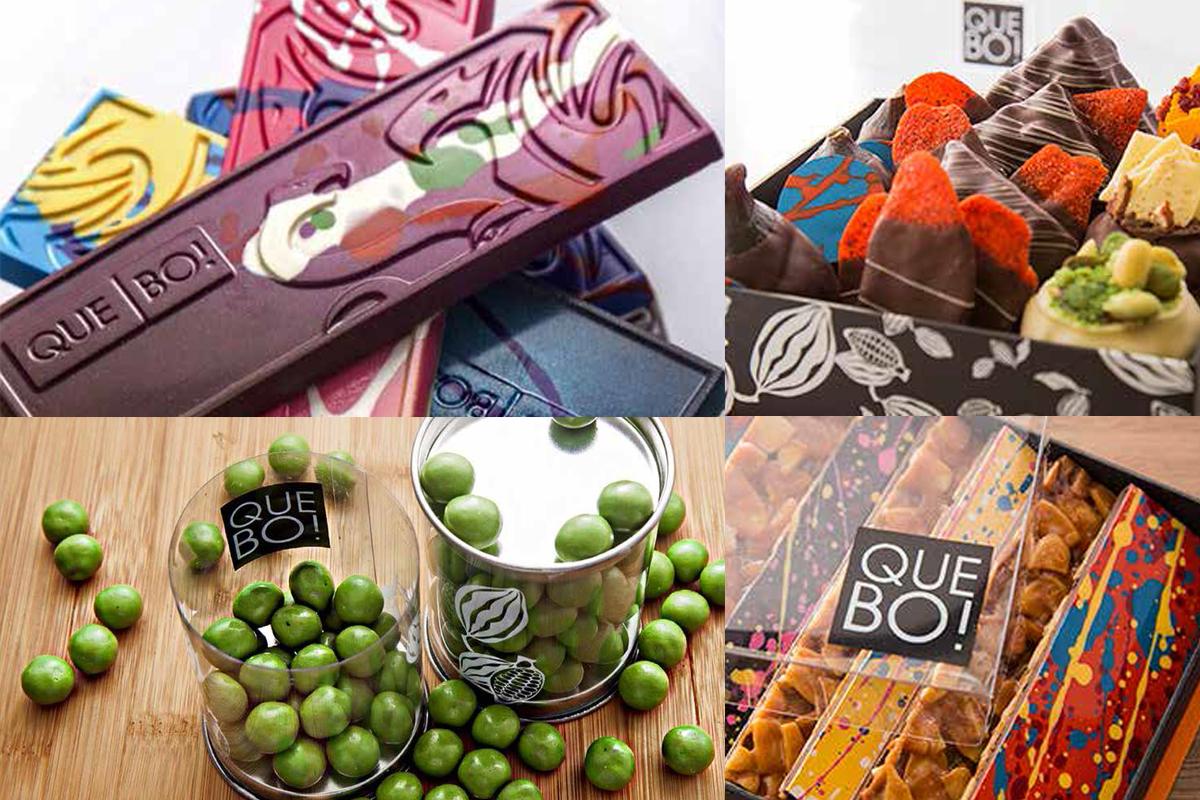 Qué Bo! Chocolatería mexicana evolutiva ¡fabuloso!