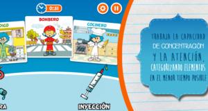 Alex aprende a ordenar, un app para la educación de niños con TEA