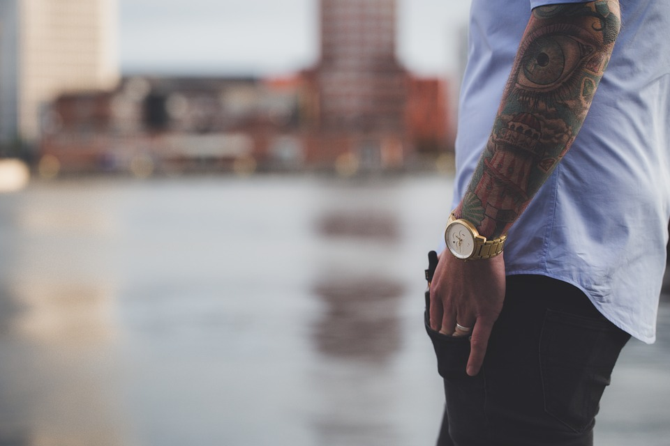DermalAbyss, un tatuaje que mide la salud ¡Fantástico!