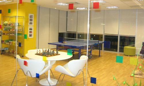 Ambiente laboral la receta para la productividad - Caja laboral oficinas ...