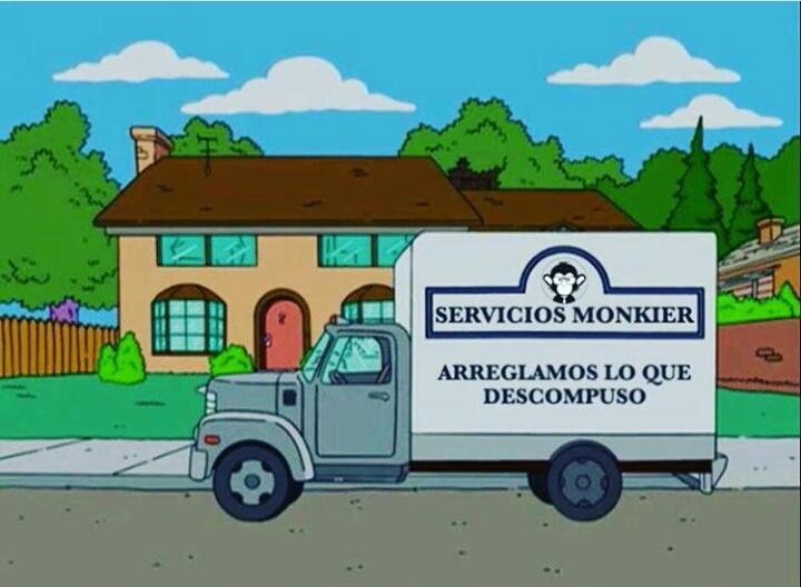 """Servicios Monkier, el """"Hoy"""" de """"mañana lo arreglo"""""""