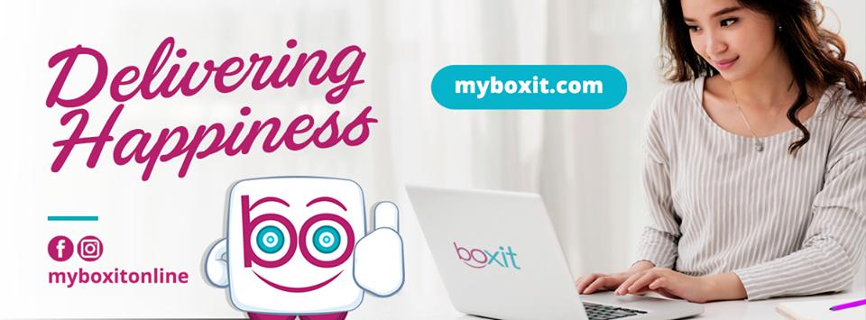 BOXIT, un kiosco interactivo para el ecommerce ¡Fantástico!