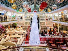 Cómo sobresalir con mi stand en un bazar navideño