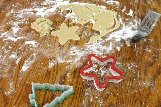 Los niños en Navidad adoran los dulces