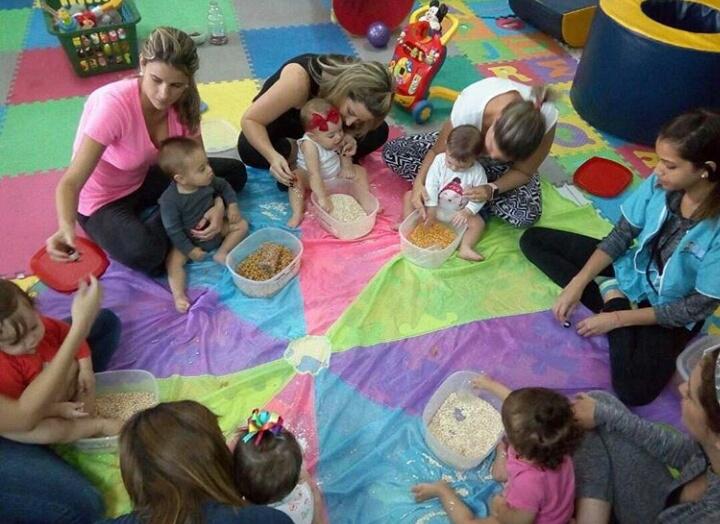 BIG BABY GYM, un lugar para la estimulación de los más pequeños