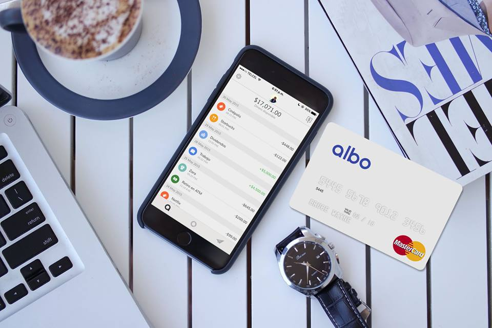 Albo, una app para transacciones bancarias ¡Increíble!