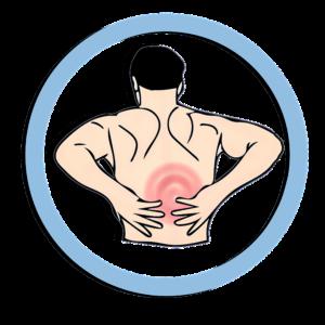Nudos musculares, la mayor molestia en la espalda