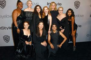 Times Up, el nuevo movimiento social de las estrellas de Hollywood