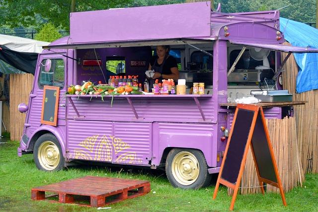 Un food truck es la opción más divertida de vender alimentos